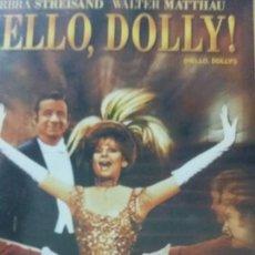 Cine: DVD1//HELLO DOLLY. Lote 49369514