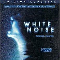 Cine: DVD WHITE NOISE MICHAEL KEATON EDICIÓN ESPECIAL 2 DISCOS . Lote 49488143