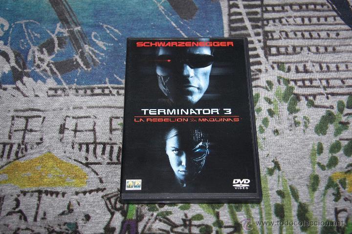 TERMINATOR 3 - LA REBELIÓN DE LAS MÁQUINAS - JONATHAN MOSTOW - ARNOLD SCHWARZENEGGER - 2 DVD SET (Cine - Películas - DVD)