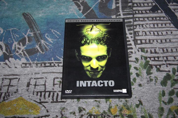 INTACTO - JUAN CARLOS FRESNADILLO - LEONARDO SBARAGLIA - EUSEBIO PONCELA - 2 DVD SET (Cine - Películas - DVD)