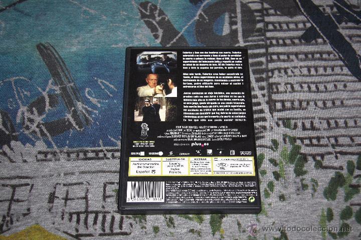 Cine: Intacto - Juan Carlos Fresnadillo - Leonardo Sbaraglia - Eusebio Poncela - 2 DVD SET - Foto 2 - 49519924
