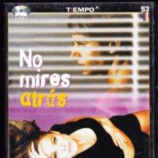 Cine: DVD··· NO MIRES ATRÁS ··. Lote 49525646