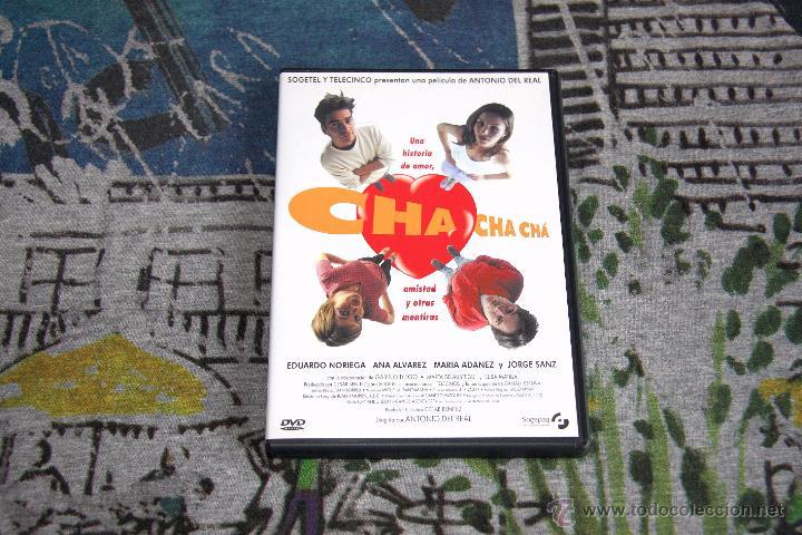 Cha Cha Cha Eduardo Noriega Ana Alvarez M Buy Dvd Movies