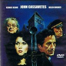 Cine: DVD INCUBUS JOHN CASSAVETES. Lote 49574148