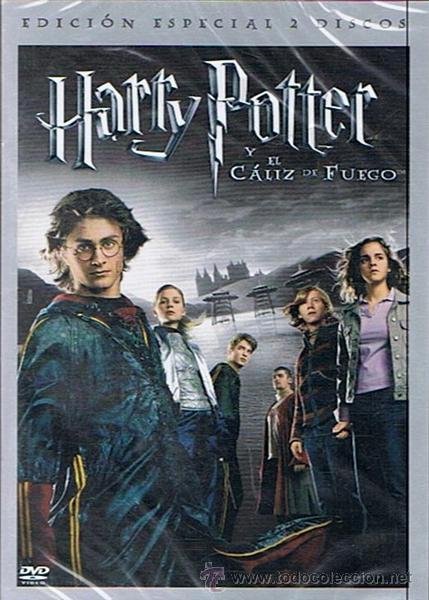 dvd harry potter y el cáliz de fuego edición 2 - Comprar Películas ...