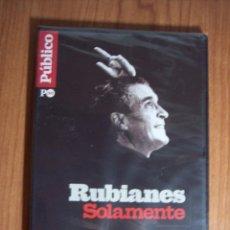 Cine: DVD RUBIANES SOLAMENTE (DIARIO PUBLICO) NUEVO - PRECINTADO. Lote 49620884