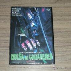 Cine: BOLSA DE CADAVERES DVD DE JOHN CARPENTER TERROR NUEVA PRECINTADA. Lote 262687645