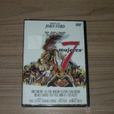 Cine: 7 MUJERES DVD DE JOHN FORD NUEVA PRECINTADA. Lote 277729333