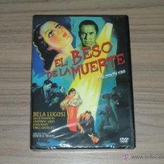 Cine: EL BESO DE LA MUERTE DVD BELA LUGOSI NUEVA PRECINTADA. Lote 230554450
