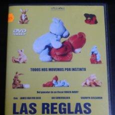 Cine: LAS REGLAS DEL JUEGO **DE ROGER AVARY CON JAMES VAN DER BEEK, JESSICA BIEL, KATE BOSWORTH. Lote 49771644