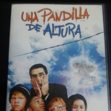 Cine: UNA PANDILLA DE ALTURA **DE JOHN SCHULTZ CON MORRIS CHESTNUT, JONATHAN LIPNICKI, EUGENE LEVY,. Lote 49771795
