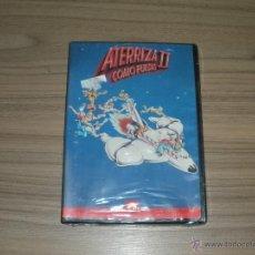 Cine: ATERRIZA COMO PUEDAS II DVD NUEVA PRECINTADA. Lote 205587200