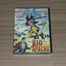 Cine: RIO APACHE DVD STEPHEN MCNALLY JULIA ADAMS NUEVA PRECINTADA. Lote 293754403