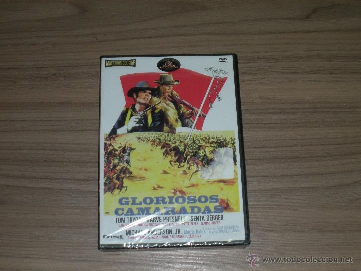 GLORIOSOS CAMARADAS DVD NUEVA PRECINTADA (Cine - Películas - DVD)