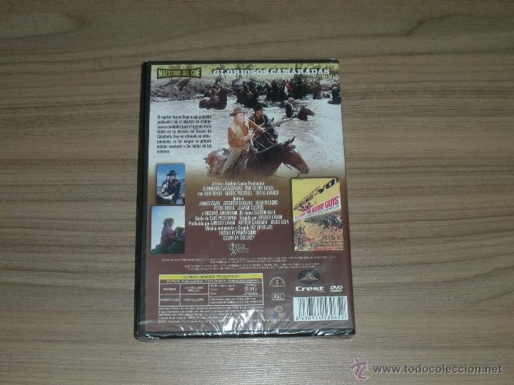 Cine: GLORIOSOS CAMARADAS DVD Nueva PRECINTADA - Foto 2 - 125032282