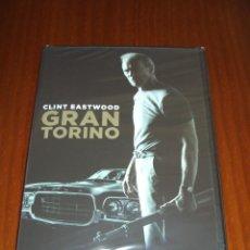 Cine: GRAN TORINO - DVD - CLINT EASTWOOD. Lote 50040953