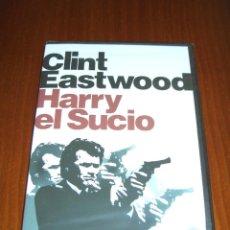 Cine: HARRY EL SUCIO - DVD - CLINT EASTWOOD. Lote 50041015