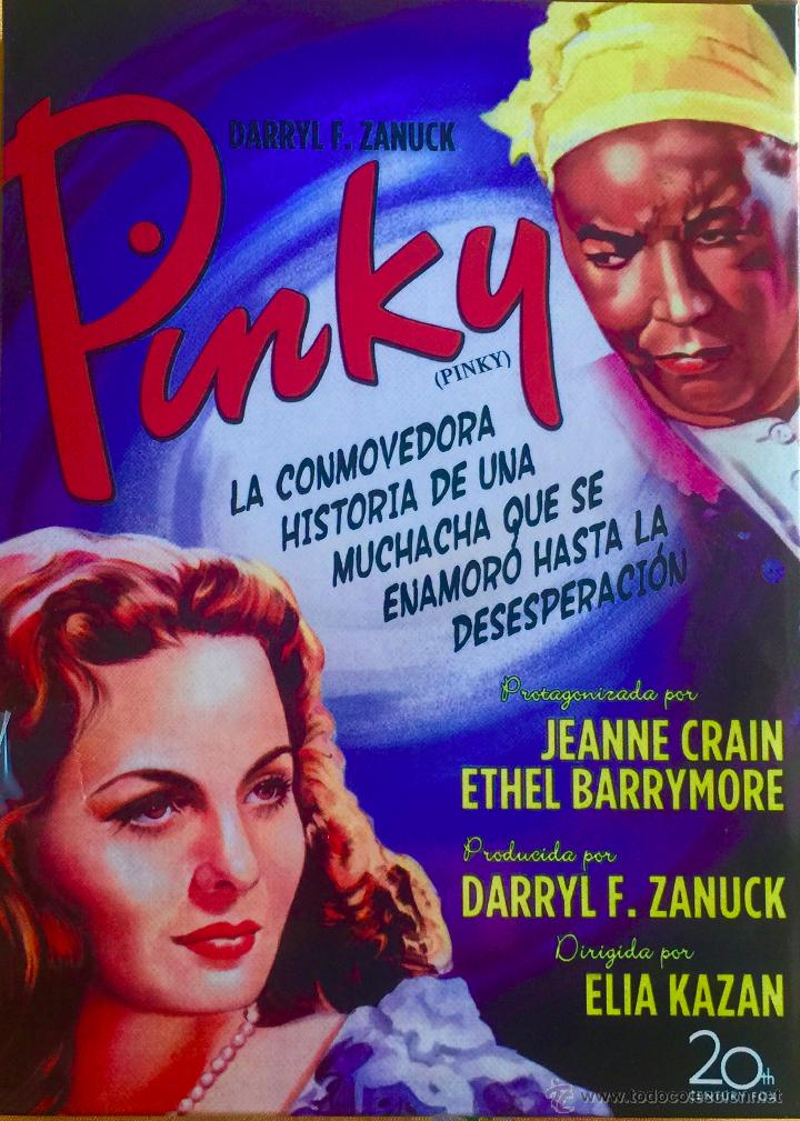 PINKY- UN FILM DE ELIA KAZAN-JEANNE CRAIN- (Cine - Películas - DVD)