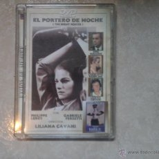 Cine: EL PORTERO DE NOCHE - CHARLOTTE RAMPLING - LILIANA CAVANI - DESCATALOGADA - DVD. Lote 50074747