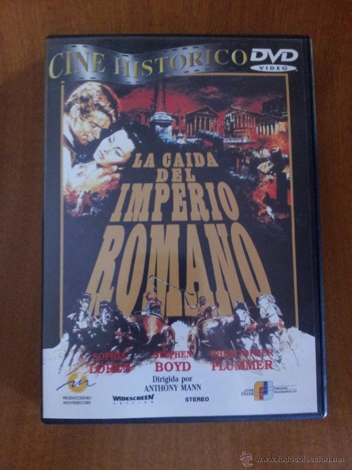 LA CAIDA DEL IMPERIO ROMANO (DVD) (Cine - Películas - DVD)