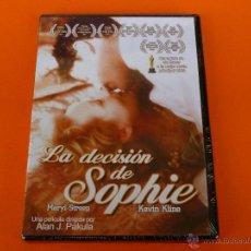 Cine: LA DECISION DE SOPHIE - PRECINTADA. Lote 50112994