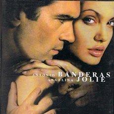 Cine: DVD PECADO ORIGINAL ANTONIO BANDERAS . Lote 50175000