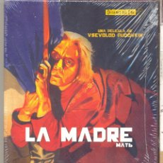Cine: LA MADRE DVD (V. PUDOVKIN):UNA MADRE LO DARIA TODO POR SALVAR A SU HIJO...AUNQUE FUERA UN CRIMINAL.. Lote 194748200