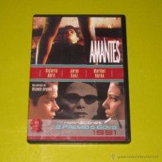 Cine: DVD.- AMANTES - VICENTE ARANDA - VICTORIA ABRIL - DESCATALOGADA - CINE ESPAÑOL. Lote 50277740