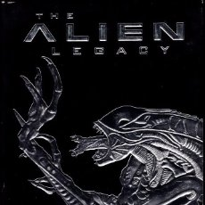Cine: ALIEN LEGACY - BOX SET - 20 TH ANNIVERSARY EDITION - 4 DVDS. Lote 50319505