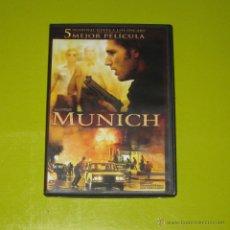 Cine: DVD.- MUNICH - STEVEN SPIELBERG - ERIC BANA - DANIEL CRAIG. Lote 50373534