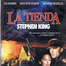 Cine: DVD LA TIENDA ED HARRIS - MAX VON SYDOW. Lote 50388742