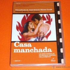 Cine: CASA MANCHADA - PRECINTADA. Lote 51644865