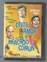 CELOS AMOR (Cine - Películas - DVD)