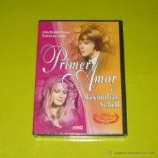 Cine: DVD.- PRIMER AMOR - DOMINIQUE SANDA - MAXIMILIAN SCHELL - DESCATALOGADA - PRECINTADA. Lote 50460313