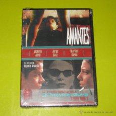 Cine: DVD.- AMANTES - VICENTE ARANDA - VICTORIA ABRIL - DESCATALOGADA - CINE ESPAÑOL - PRECINTADA. Lote 50460649