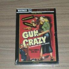 Cine: GUN CRAZY EL DEMONIO DE LAS ARMAS DVD NUEVA PRECINTADA. Lote 213616900