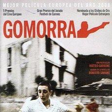 Cine: DVD GOMORRA MATTEO GARRONE. Lote 50646484