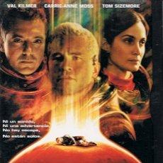 Cine: DVD PLANETA ROJO VAL KILMER. Lote 50686013