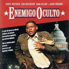 Cine: DVD ENEMIGO OCULTO FOREST WHITAKER. Lote 50686655