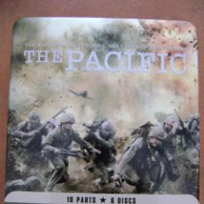 Cine: PACK DVD , THE PACIFIC .. Lote 50767213