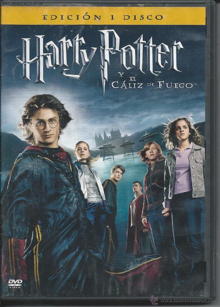 harry potter y el caliz de fuego edición 1 disc - Comprar Películas ...