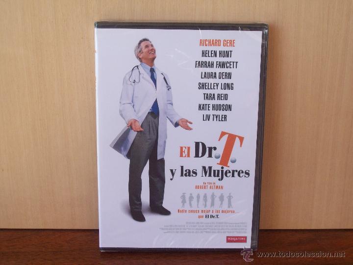 EL DR. T. Y LAS MUJERES - RICHARD GERE - HELEN HUNT - DVD NUEVO PRECINTADO (Cine - Películas - DVD)