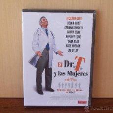 Cine: EL DR. T. Y LAS MUJERES - RICHARD GERE - HELEN HUNT - DVD NUEVO PRECINTADO. Lote 50956166