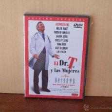 Cine: EL DR. T. Y LAS MUJERES - RICHARD GERE - HELEN HUNT - DVD NUEVO PRECINTADO EDICION ESPECIAL. Lote 50956177