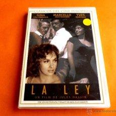 Cine: LA LEY - RESTAURADA Y REMASTERIZADA DIGITALMENTE - PRECINTADA. Lote 50965193