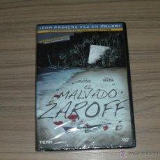 Cine: EL MALVADO ZAROFF EDICION COLECCIONISTAS DVD POR PRIMERA VEZ EN COLOR RESTAURADA NUEVA PRECINTADA. Lote 222054487