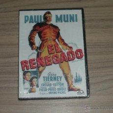 Cine: EL RENEGADO DVD GENE TIERNEY VINCENT PRICE NUEVA PRECINTADA. Lote 110259912