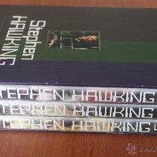 Cine: DESCUBRE EL UNIVERSO DE LA MANO DE STEPHEN HAWKING – 3 DVD – COLECCIÓN COMPLETA - BBC - SUBTITULOS. Lote 51026359