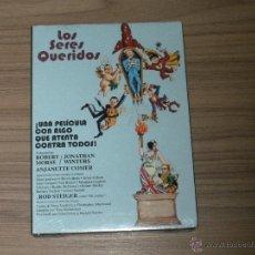 Cine: LOS SERES QUERIDOS DVD ROD STEIGER NUEVA PRECINTADA. Lote 127200299