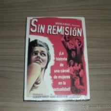 Cine: SIN REMISION EDICION ESPECIAL DVD ELEANOR PARKER NUEVA PRECINTADA. Lote 98727227